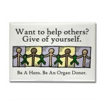 Organ Donors Needed!