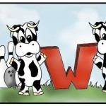 Team Wisconsin Transplant Games Cows