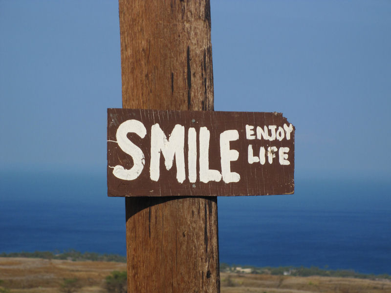 Smile Enjoy Life